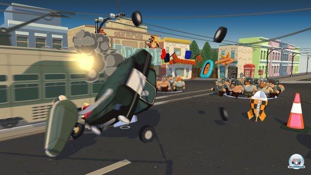 Screenshot - When Vikings Attack! (PlayStation3) 2393642