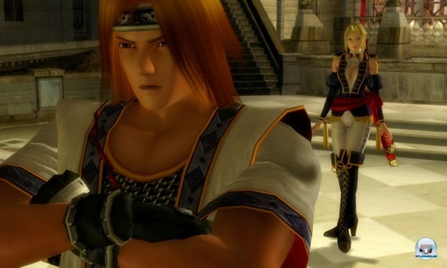 Screenshot - Dead or Alive: Dimensions (NDS) 2224214