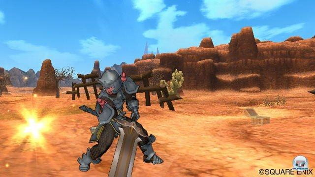 Screenshot - Dragon Quest X Online (Wii) 2289912