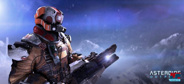 Screenshot - Asteroids: Outpost (PC)