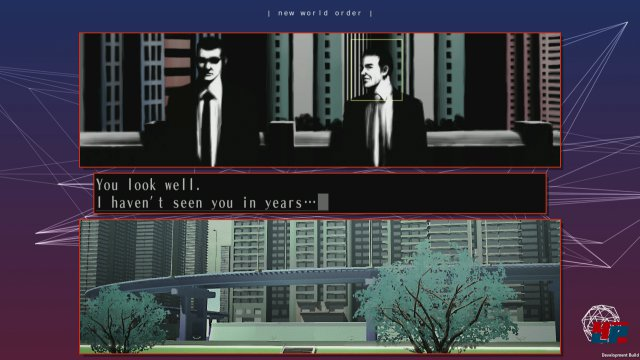 Screenshot - The 25th Ward: The Silver Case (PC)