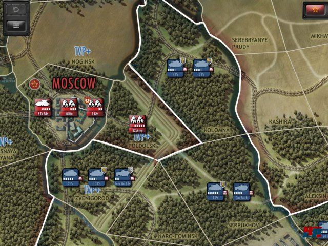 Screenshot - Drive on Moscow (iPad)