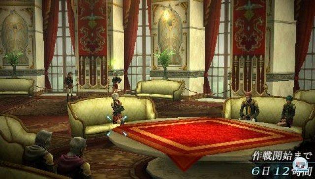 Screenshot - Final Fantasy Type-0 (PSP) 2260522