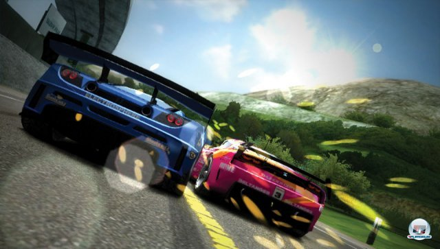 Screenshot - Ridge Racer Vita (PS_Vita) 2287452