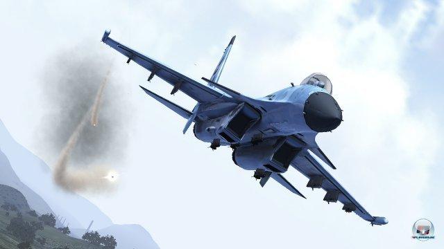 Screenshot - Jane's Advanced Strike Fighters (360) 2309947