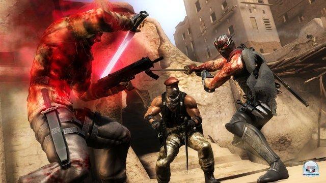 Screenshot - Ninja Gaiden 3 - Razor's Edge (Wii_U) 92416747