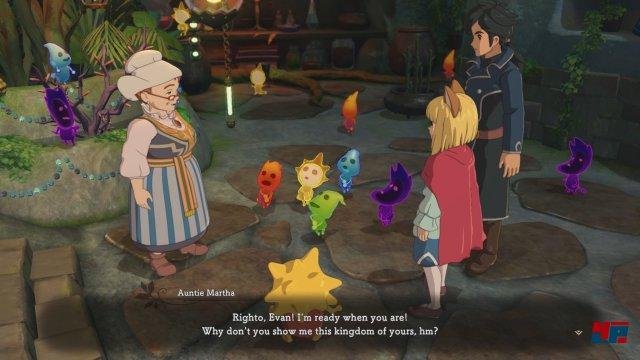 Screenshot - Ni No Kuni 2: Schicksal eines Königreichs (PC) 92559409