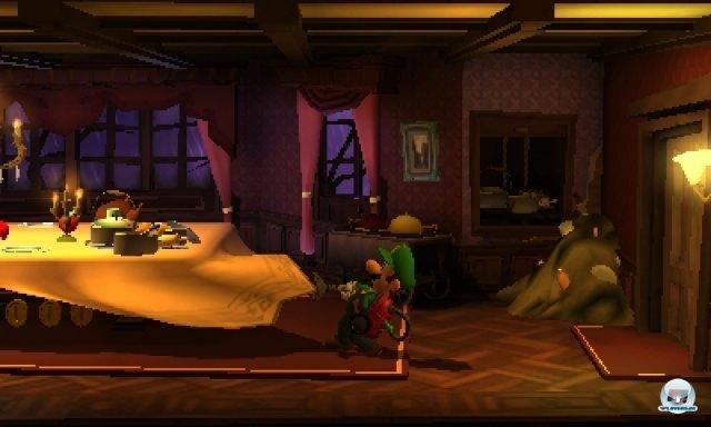 Screenshot - Luigi's Mansion 2 (3DS) 2266082