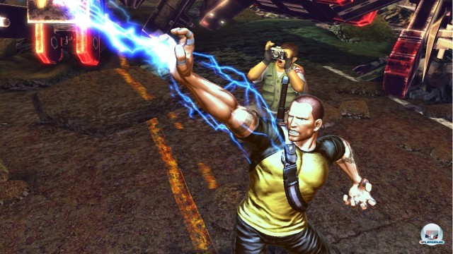 Screenshot - Street Fighter X Tekken (NGP) 2227838