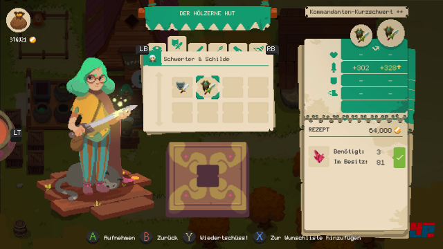 Screenshot - Moonlighter (PC)