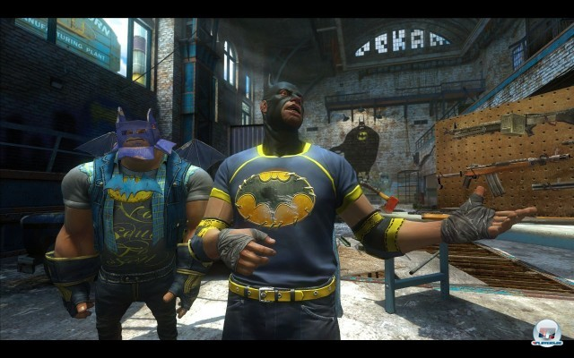 Screenshot - Gotham City Impostors (360) 2246337