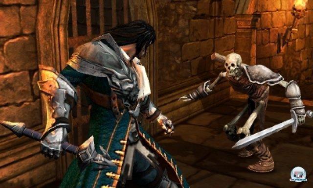 Screenshot - Castlevania: Mirror of Fate (3DS) 2363537
