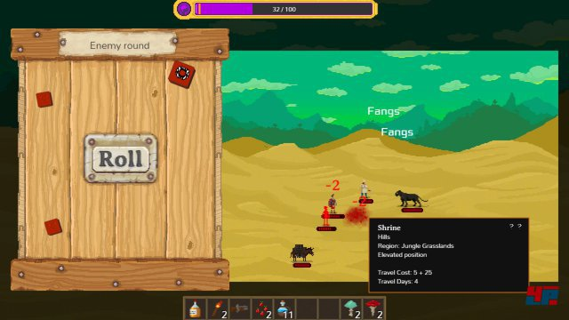 Screenshot - The Curious Expedition (PC) 92532818