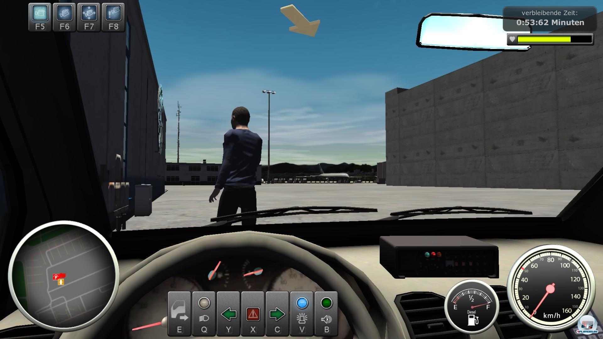 screenshots zu flughafen feuerwehr simulator 2013 alles. Black Bedroom Furniture Sets. Home Design Ideas