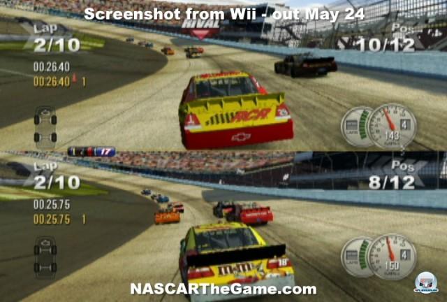 Screenshot - NASCAR 2011: The Game (Wii) 2222602