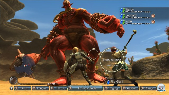 Screenshot - White Knight Chronicles II (PlayStation3) 2226864