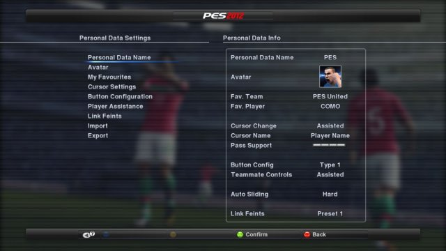 Screenshot - Pro Evolution Soccer 2012 (PlayStation3) 2263747