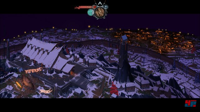 Screenshot - The Banner Saga 3 (Android)