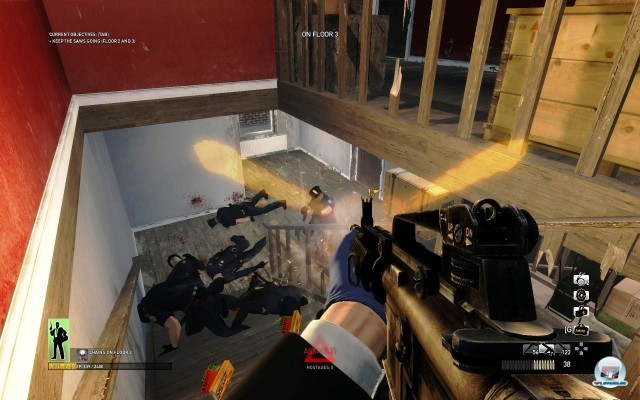 Screenshot - Payday: The Heist (PlayStation3) 2240218