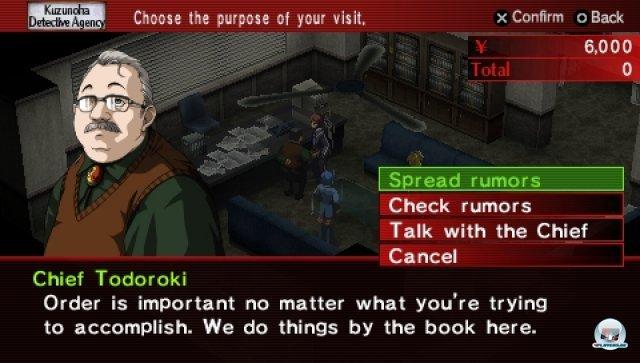 Screenshot - Shin Megami Tensei: Persona 2 - Innocent Sin (PSP) 2261037