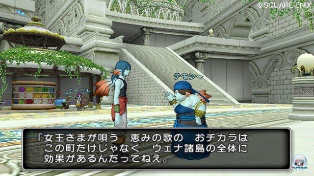 Screenshot - Dragon Quest X Online (Wii) 2289987