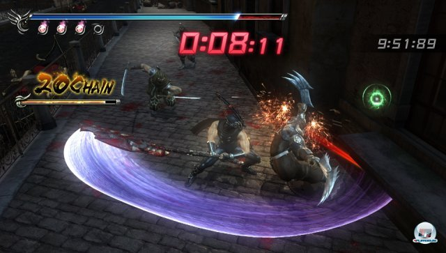 Screenshot - Ninja Gaiden: Sigma 2 (PS_Vita) 92428882