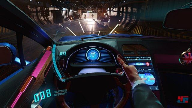 Screenshot - Defector (OculusRift)