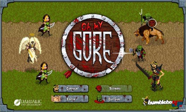 Screenshot - Oh My Gore! (Mac)