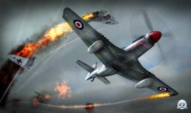 Screenshot - Combat Wings - The Great Battles of WWII (360) 2323357