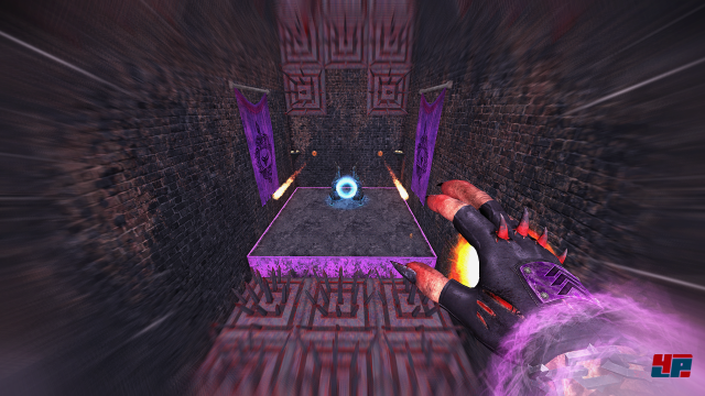 Screenshot - SEUM: Speedrunners from Hell (Linux)