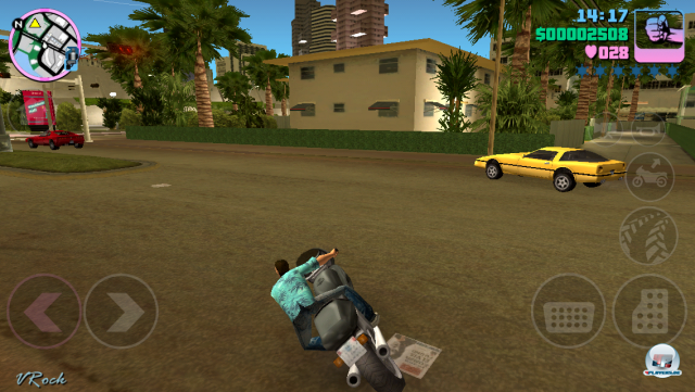 Screenshot - Grand Theft Auto: Vice City (iPhone) 92430672