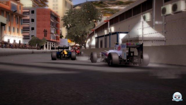 Der enge Stadtkurs von Monaco stellt immer noch eine der gr��ten Herausforderungen im Rennkalender dar.