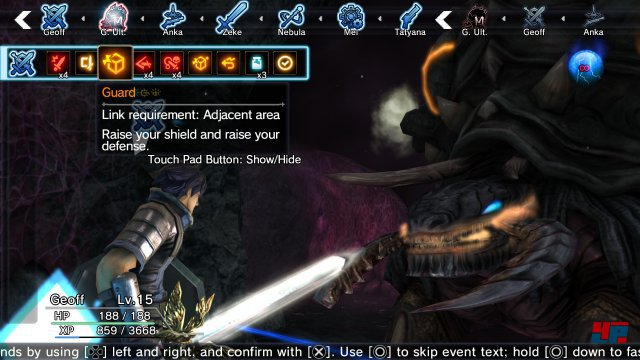 Screenshot - Natural Doctrine (PlayStation3)
