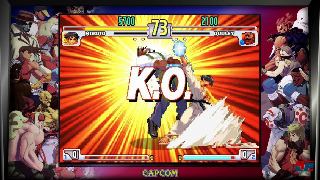 Screenshot - Street Fighter 30th Anniversary Collection (PC)