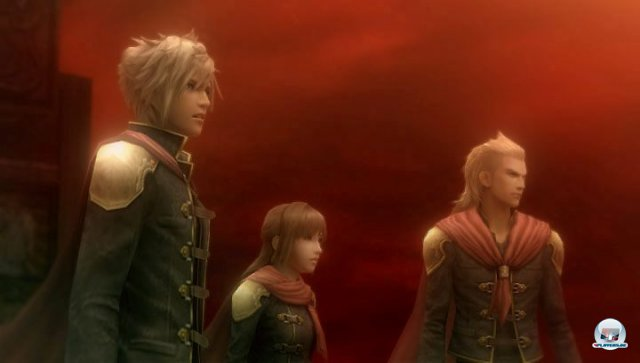 Screenshot - Final Fantasy Type-0 (PSP) 2260632