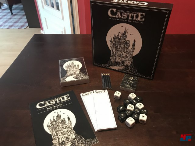 Screenshot - Escape the Dark Castle (Spielkultur)