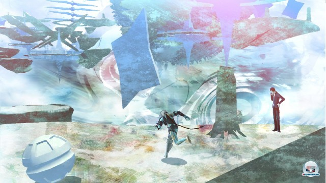 Screenshot - El Shaddai: Ascension of the Metatron (PlayStation3) 2248532