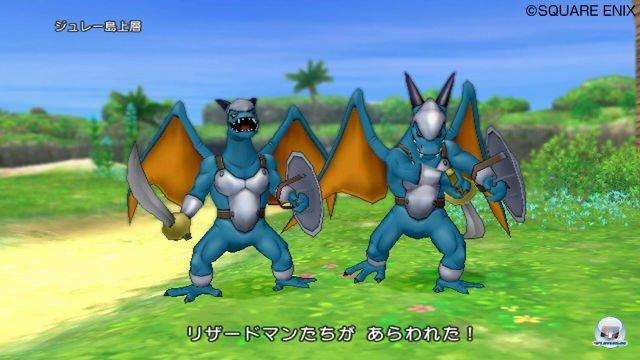 Screenshot - Dragon Quest X Online (Wii) 2287257