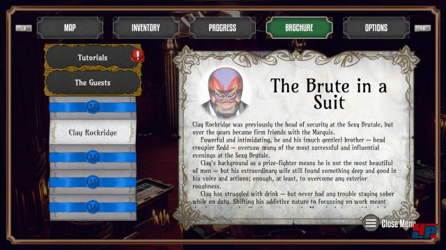 Screenshot - The Sexy Brutale (PC)