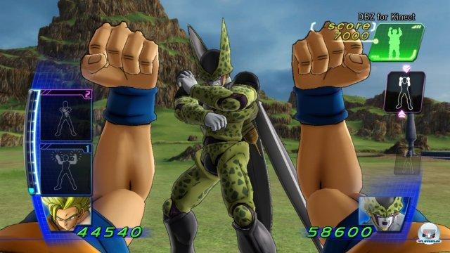 Screenshot - DragonBall Z f�r Kinect (360) 2362897