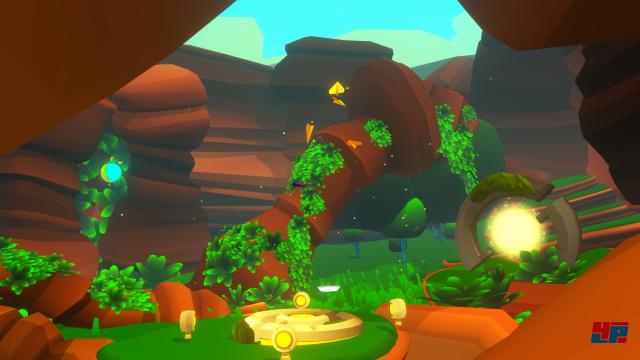 Screenshot - Paper Valley (OculusRift)