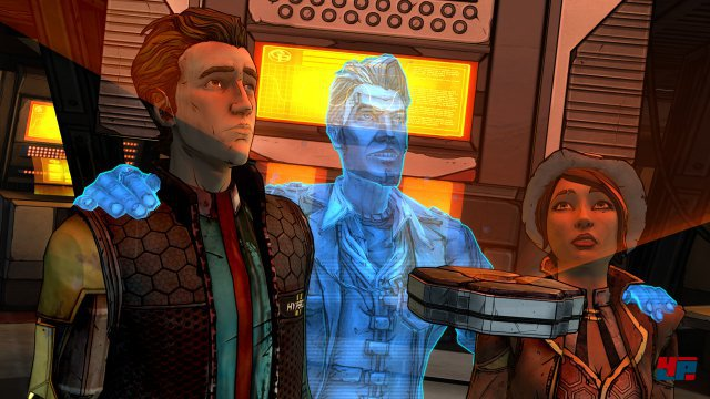 Screenshot - Tales from the Borderlands - Episode 2: Atlas Mugged (360) 92501263