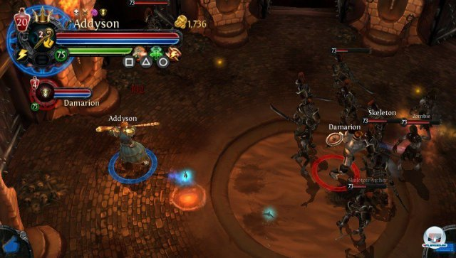 Screenshot - Dungeon Hunter: Alliance (PS_Vita) 2292787