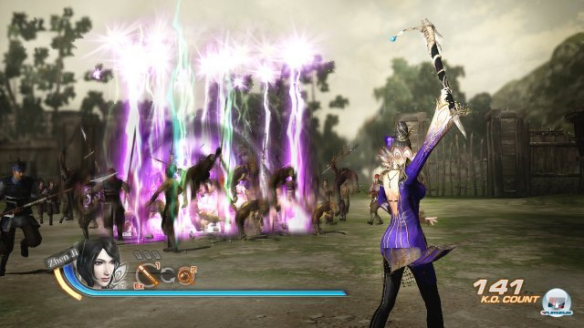 Screenshot - Dynasty Warriors 7: Xtreme Legends (PlayStation3) 2286812
