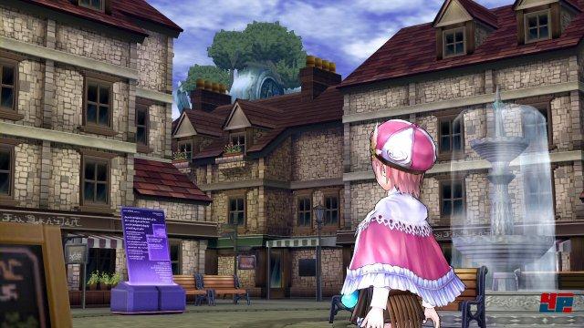 Screenshot - Atelier Rorona: The Alchemist of Arland (PlayStation3)