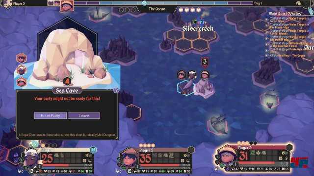 Screenshot - For The King (Linux) 92577366