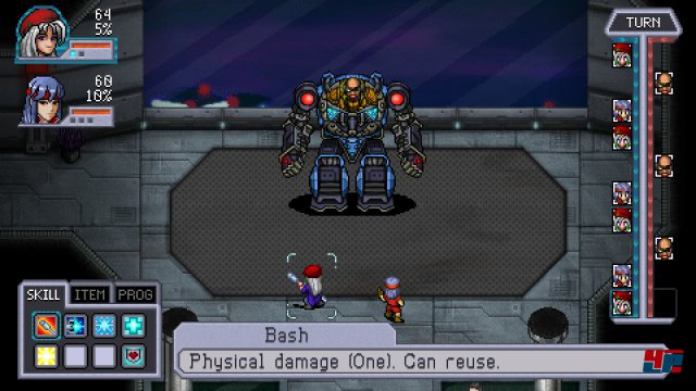 Screenshot - Cosmic Star Heroine (PC)