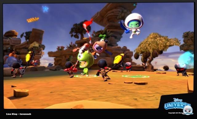 Screenshot - Disney Universe (PC) 2247587