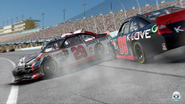 Screenshot - NASCAR The Game: Inside Line (360) 92419752