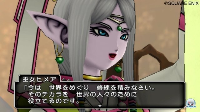Screenshot - Dragon Quest X Online (Wii) 2372302